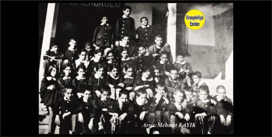 Hemşehrimiz Viranşehir Göl İlkokulu Eski Öğrencilerinden Ahmet Geçici, Mustafa Yaver ve Arkadaşları