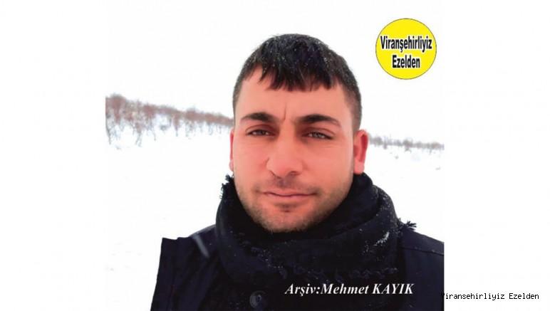 Hemşehrimiz Viranşehir Halk Eğitim Merkezi Personellerinden olan, Mustafa Nigiz
