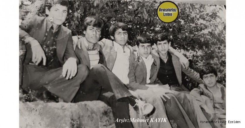 Hemşehrimiz Viranşehir Lisesi Eski Öğrencilerinden Musa Eken, Ali Kılınç, Şeyhmus Tepret, Abdurrahman Yağmur, Mehdi Turgut ve Arkadaşı