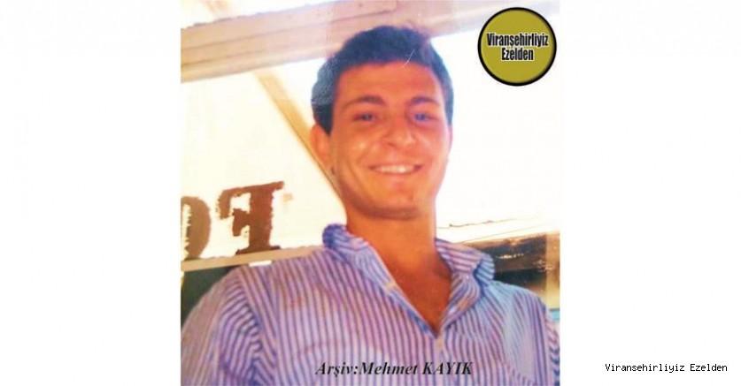 Hemşehrimiz Viranşehir Milli Eğitim Eski Müdürü Genç Yaşta Vefat etmiş, Sevilen Güzel İnsan Merhum Salih Sevim