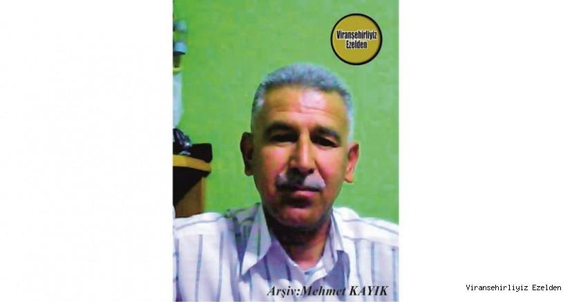 Hemşehrimiz Viranşehir PTT Müdürlüğünde Yıllaca Görev yapmış, şimdi Malatya'da yaşayan, İsmail Pelen