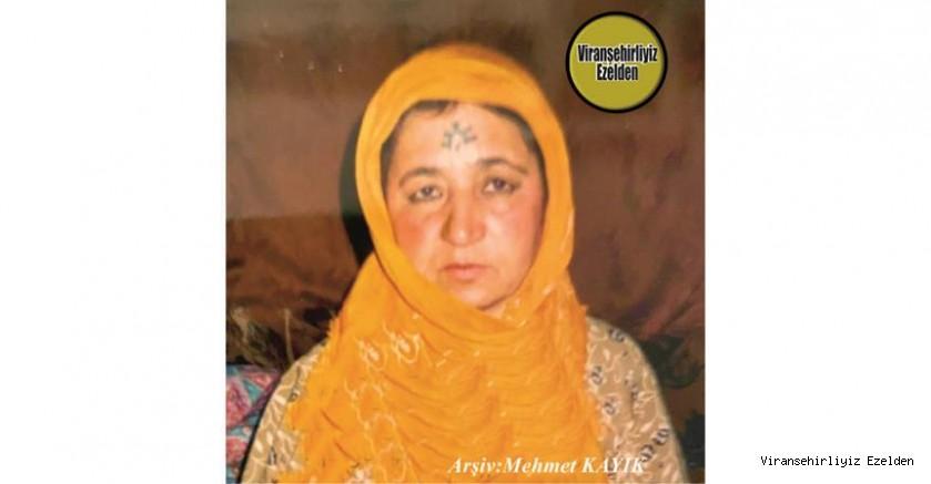 Hemşehrimiz Yakın Zamanda Vefat etmiş Değerli Annelerimizden olan, Perixan Karacan
