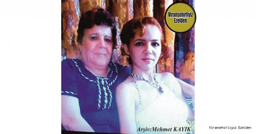 Hemşehrimiz  Yakın zamanda vefat etmiş, Sevilen Değerli Annelerimizden olan, Merhume Ayfer Göktaş ve Kızı Seda Göktaş