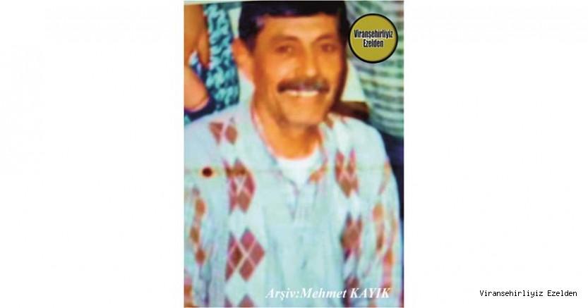 Hemşehrimiz Yakın zamanda Vefat etmiş, Sevilen İnsan Merhum Mehmet Uzun