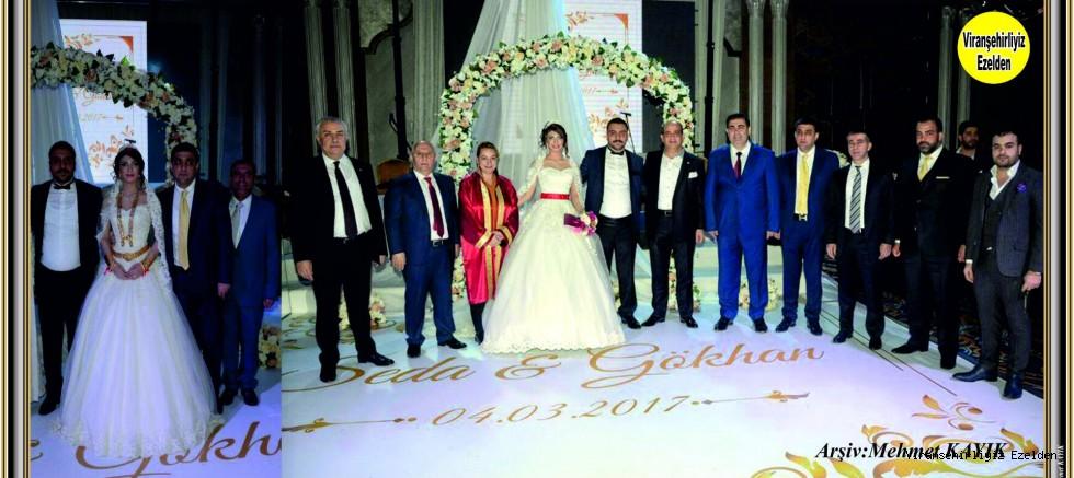 Hilal AKYÜREK Oğlu Gökhan AKYÜREK'i Evlendirdi
