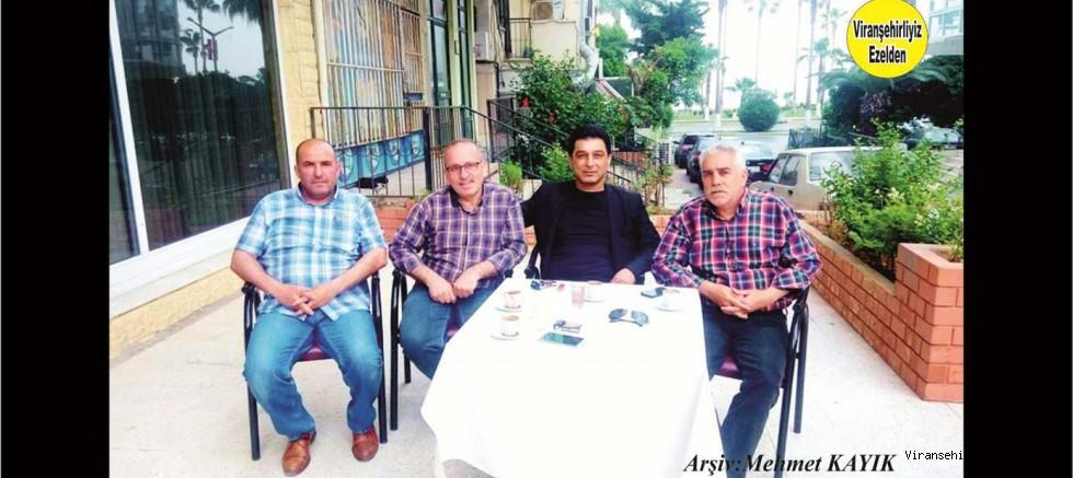 İbrahim Kahraman(Babi), Sertaç Orman, Mehmet Kayık ve Nuri Öztürk