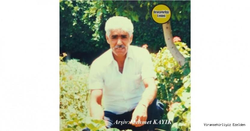 İstanbul'da 05 Eylül 2021 Günü Vefat etmiş, Beyefendi Kişiliği ile Sevilen Sayılan Değerli İnsan, Merhum Hacı Seydi Bahçeli