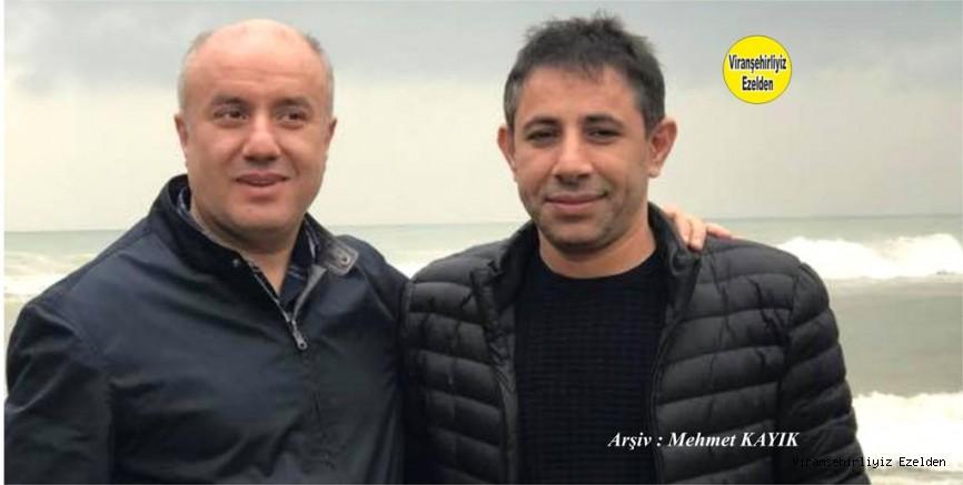 İstanbul'da Merkezi bulunan Öğüt Bakliyat Sahibi İşadamı Haluk akyürek ve Çiftçi İsmail Kuran