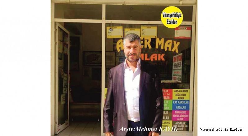 İzmir'de Gayrimenkul Danışmanlığı yapan Murat Kaya