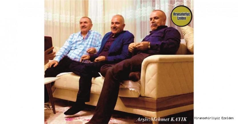 İzmir'de Yakın zamanda Vefat etmiş Merhum Mehmet Özkan Kardeşleri,  Abdulkadir Özkan ve Eyyüp Özkan