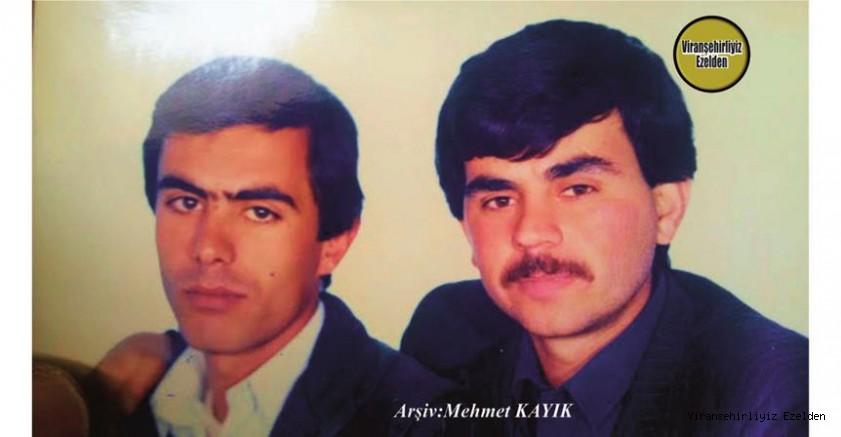 İzmit Depreminde Vefat etmiş, Sevilen Güzel İnsan Merhum Aslan Önen ve Arkadaşı Mehmet Ekinci