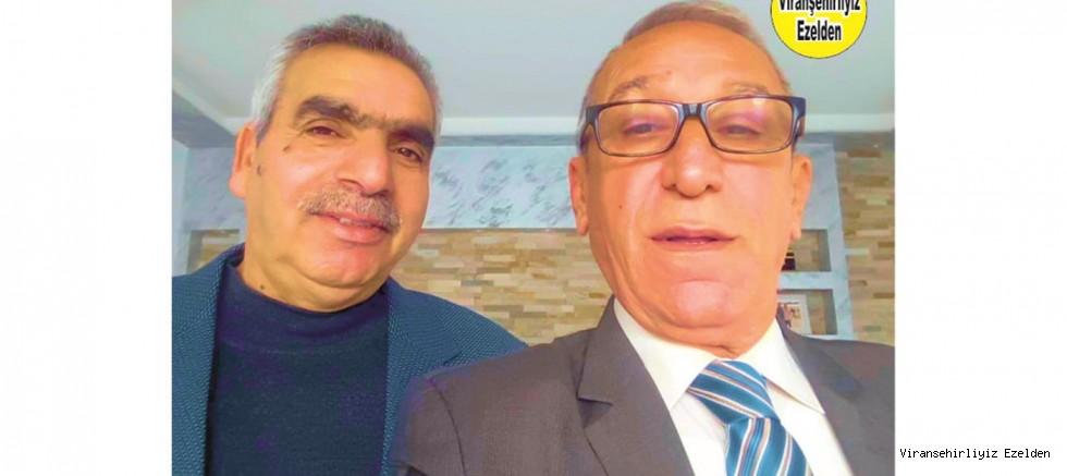 lmanya'da Yaşayan Yasin Aydın, Misafiri Milli Mıllan Aşiretler Birliği Genel Başkanı Faruk Keleşabdioğlu'na Göstermiş olduğu İleri derece Misafirperverliğinden dolayı Başkan Faruk Keleşabdioğlu tarafından teşekkür edildi