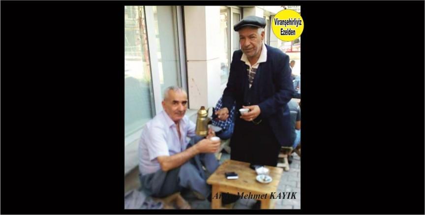 Meşhur Mırracı Karadayı lakabıyla Ahmet Barik ve Usta Şoförlerden Garip Güder