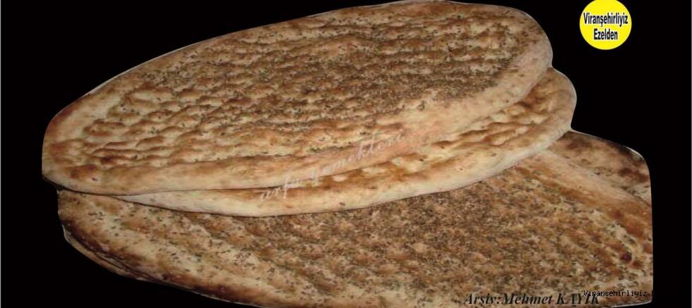 Meşhur Tırnaklı Ekmeğimiz