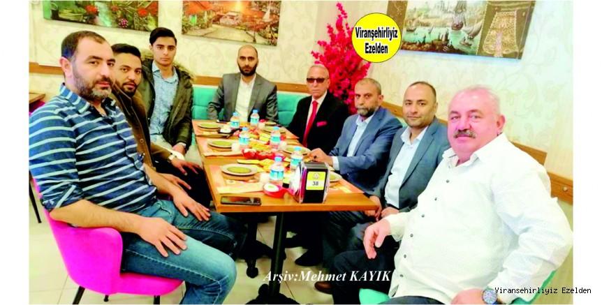 Milli Mıllan Aşiretler Birliği Genel Başkanı Faruk Keleşabdioğlu, Mehmet Can, Orhan Aksoy, Eyyüp Can, Osman Özkılavuz, Müslüm Can