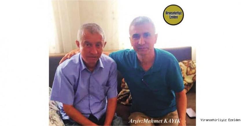 Ölüm Yıldönümünde Hemşehrimiz  Merhum İsmail Akdoğan ve Kardeşi Eyyüp Akdoğan