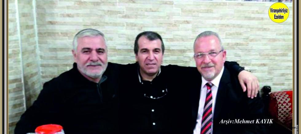 Sıraç BAŞKURT, Mehmet ORMAN ve Çetin ZERENOĞLU