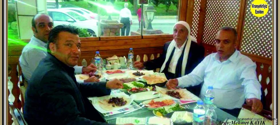 Süleyman ETLİ ve Çocukları Abdulkerim ETLİ, Abdulkadir ETLİ ve Nuri ETLİ'ye