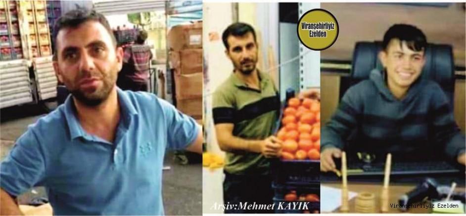 Trafik Kazası Sonucunda Genç Yaşta Vefat etmiş, Merhum Mustafa Pakmaden, Kardeşi Merhum İbrahim Halil Pakmaden ve Merhum Barış Nasır
