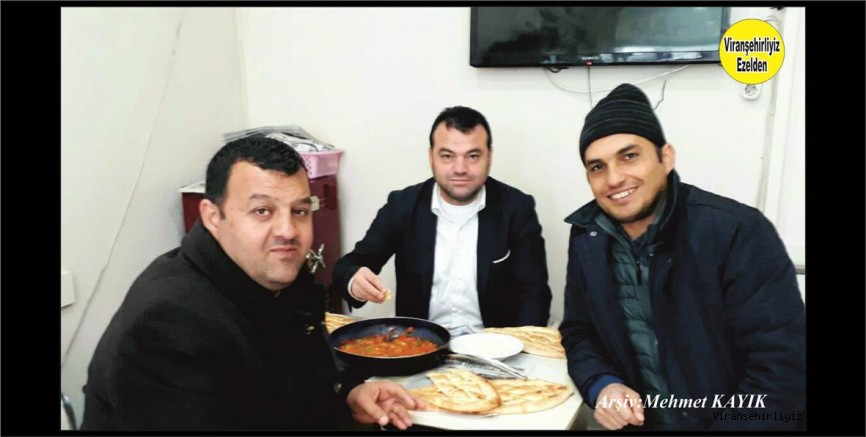 Turizmci Hemsehrimiz Mahmut Bahceci Mustafa Bahceci Ve
