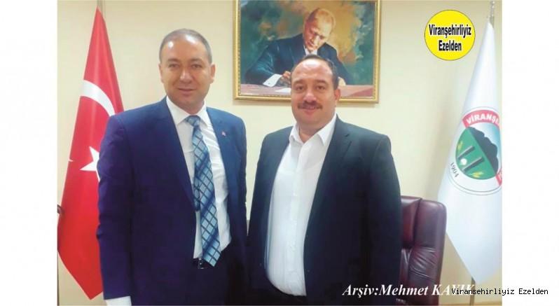 Vecdi Özkan Viranşehir Belediyesi İmar Komisyonu Başkanı olarak görevlendirilmiştir