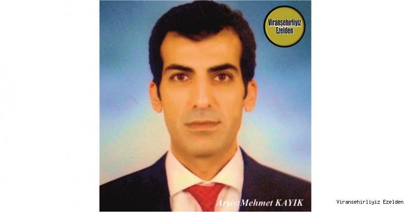 Viranşehir Belediye Sağlık Ocağında Yıllarca Doktor olarak görev yapmış, Sevilen İnsan Doktor Mir Mehmet Özkan