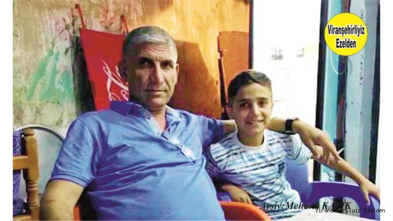Viranşehir Belediyesi Zabıta Memurlarından Kutbettin Sancak ve Oğlu Sinan Sancak