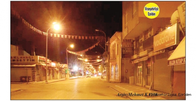 Viranşehir Ceylanpınar Caddesi