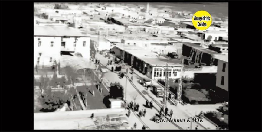 Viranşehir Ceylanpınar Caddesinin Genel Görünüşü