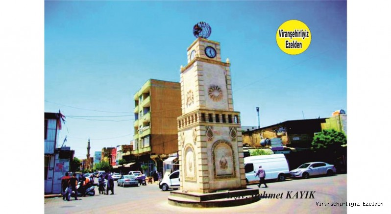 Viranşehir Cumhuriyet Meydanı