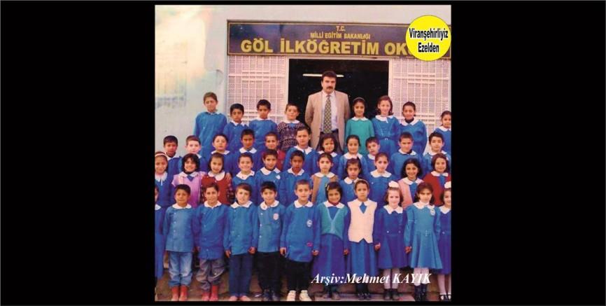 Viranşehir'de Bir çok okulda Müdürlük yapmış, şimdi İstanbul'da yaşayan Murat Yetkin