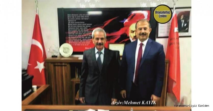 Viranşehir'de Birçok Lisede Müdürlük yapmış, Abdulkadir Yolcu ve Eski Van Valisi şimdi ise Mülkiye Müfettişi Öğrencisi İbrahim Taşyapan