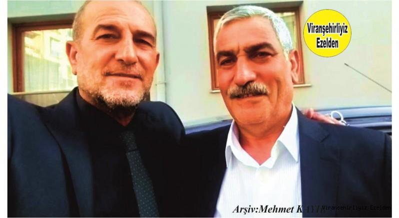 Viranşehir'de Dürüstlükleri ve Mertlikleri ile Sevilen Koçero Ailesi Fertlerinden Fahri Niğit ve Kardeşi Ahmet(Kocero) Niğit