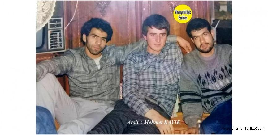 Viranşehir'de Fırıncı Murat olarak tanınan, Murat Özen, Murat Güzelses ve Mehmet Bayraktar