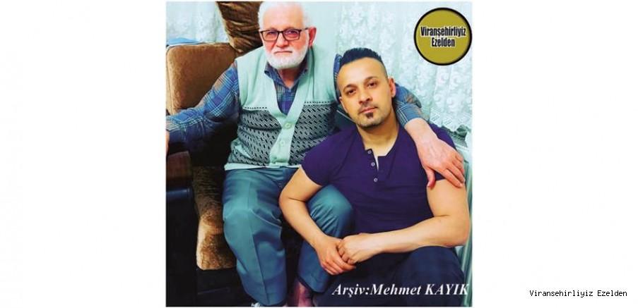 Viranşehir'de Fırıncılık Sektöründe Yıllarca Esnaflık yapmış, şimdi İstanbul'da yaşayan, Mehmet Ali Başkurt ve Torunu Mahmut Çuhacı