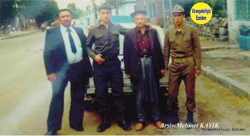 Viranşehir'de Hacı Ali Çakar ve Hacı Mehmet Çakar olarak tanınan, Değerli İnsanlar Merhum Hacı Ali Çakar, Merhum Hacı Mehmet Çakar, Merhum Muzaffer Çakar