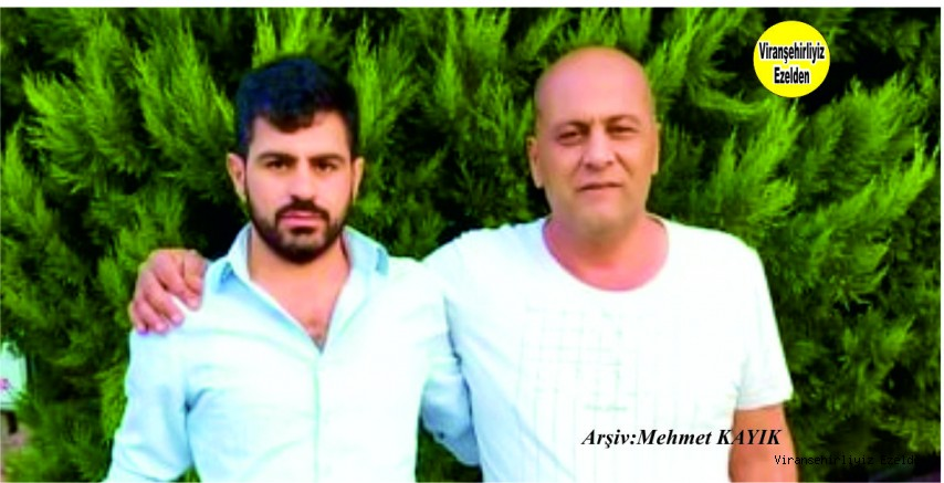 Viranşehir'de İyi Yetişmiş Uluslararası Usta Tır Şoförlerimizden olan, Merhum İsmail Eski ve Oğlu Mehmet Eski