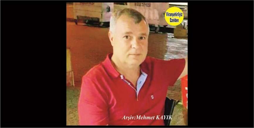 Viranşehir'de Lokanta İşletmeciliği yapmış Merhum Cafer Sever