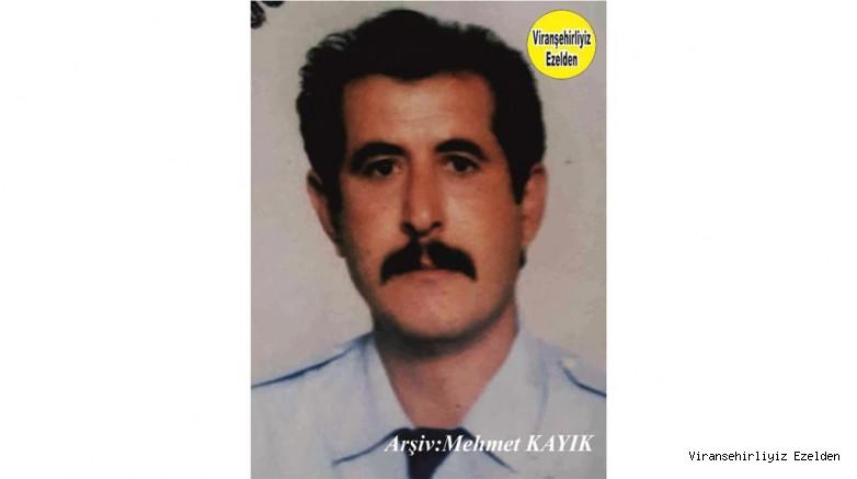 Viranşehir'de Merhum Sıle(Süleyman) Şavlı'nın oğlu, şimdi İstanbul'da Turizm İşleri ile uğraşan Mehmet Münir Şavlı