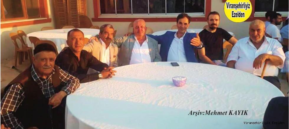 Viranşehir'de Meşhur Kebabçı Berğut Olarak tanınan, Berğut Aloğlu, Mahmut Özkılavuz, Osman Özkılavuz, Halil Özkılavuz ve Akrabaları