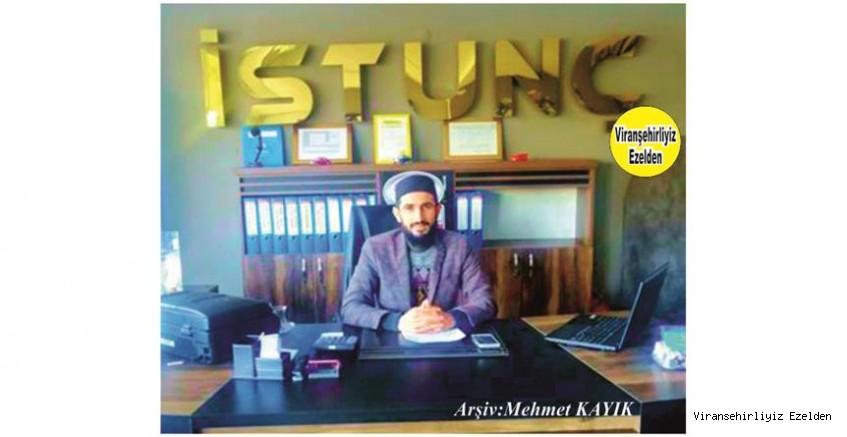 Viranşehir 'de Müteahhitlik yapmış, İsmail Tunç'un oğlu Antalya'da Araç Kiralama ve Araç Alım Satım Galericilik işi ile Uğraşan, Azad Tunç