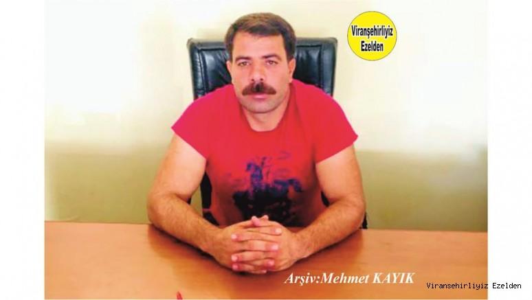 Viranşehir'de Oto Alım – Satım İşleri ile Uğraşan, Mehmet Karakaş