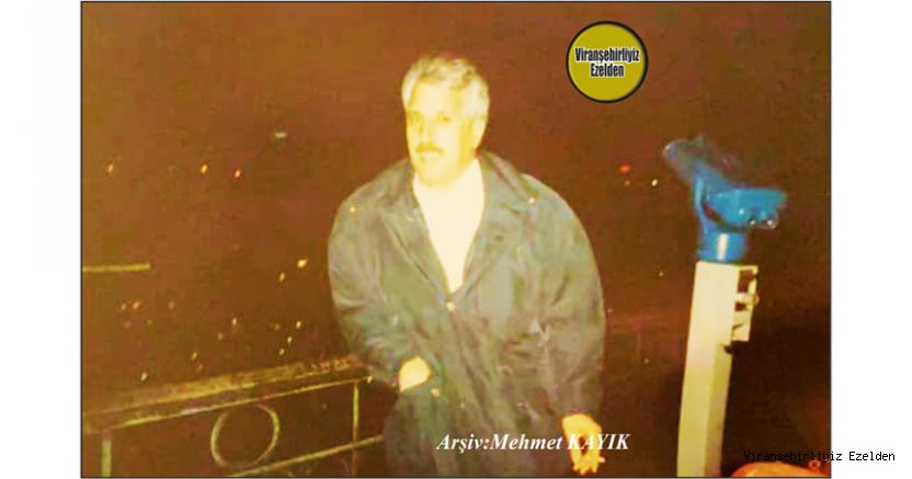Viranşehir'de Pamuk Sektöründe Yıllarca Hizmetlerde bulunmuş, Sevilen İnsan Abdulhalim(Hilmi) Tepret
