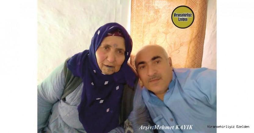 Viranşehir'de Yakın zamanda Vefat etmiş, Değerli annelerimizden olan, Merhume Hacı Genduha Terli ve Oğlu Yasin Terli