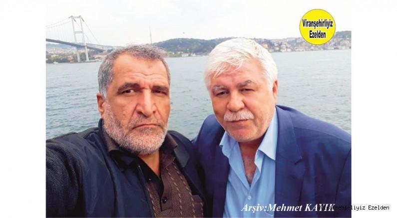Viranşehir'de yetişmiş Usta Şoförlerimizden olan İbrahim Özdoğan ve Berber Ekrem Önen