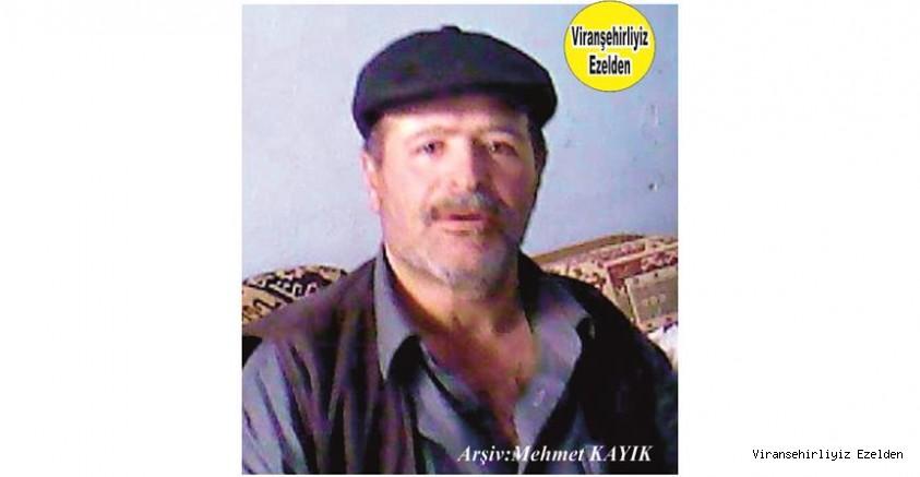 Viranşehir'de Yıllarca Bir Çok Sektöründe Esnaflık yapmış, ve Sembol Haline Gelmiş Sevilen İnsan Merhum Recep Açık(Baba Recco)