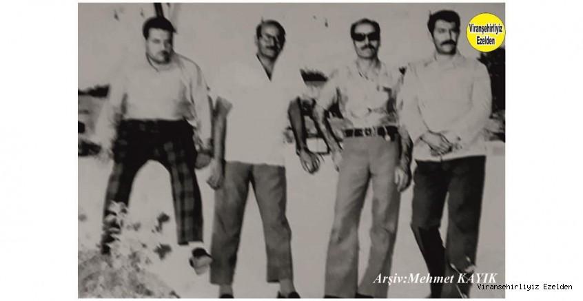 Viranşehir'de Yıllarca Eski Urfa Caddesi Üzerinde Birlikte Esnaflık yapmış, Merhum Şefik Can(Tenekeci Şefik)