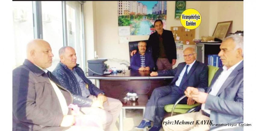 Viranşehir'de Yıllarca Esnaflık Yapmış, İsmail Tunç, Mehmet Serçe, Seydo Aslan, Hacı Kutlu, Ahmet Tutkan