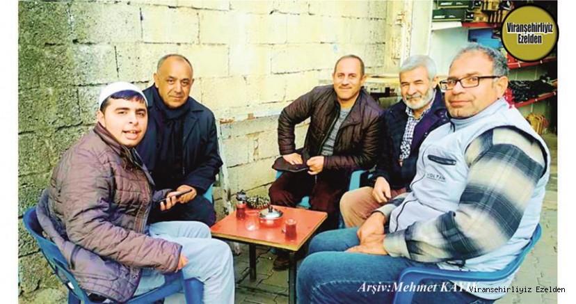 Viranşehir'de Yıllarca Esnaflık yapmış, Merhum Ali Aslandağ, Seydo Demir, Ahmet Sami Çevik ve Arkadaşları