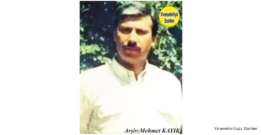 Viranşehir'de Yıllarca Kumaş Sektöründe Terzi Esnaflığı yapmış, Terzi Kemal Usta olarak tanınan Merhum Kemal Aslan